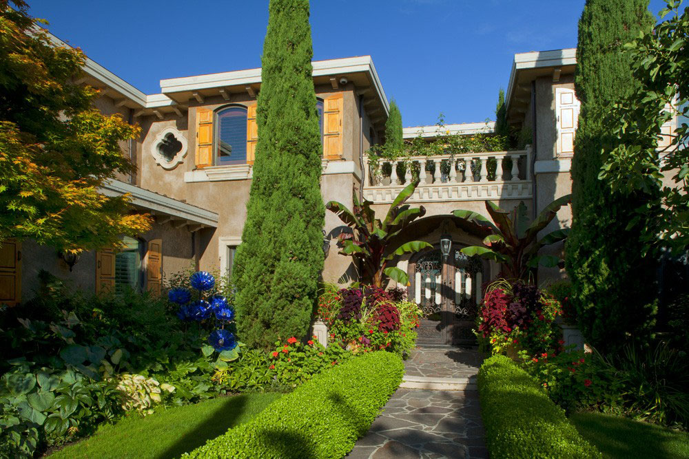 Italianate Villa On Lake Washington Idesignarch