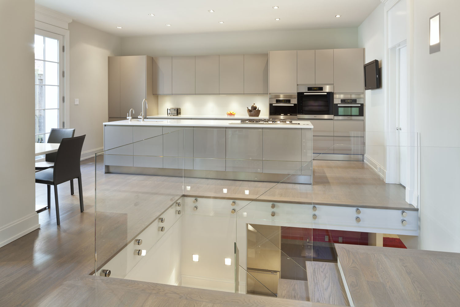 High End Modern Kitchen