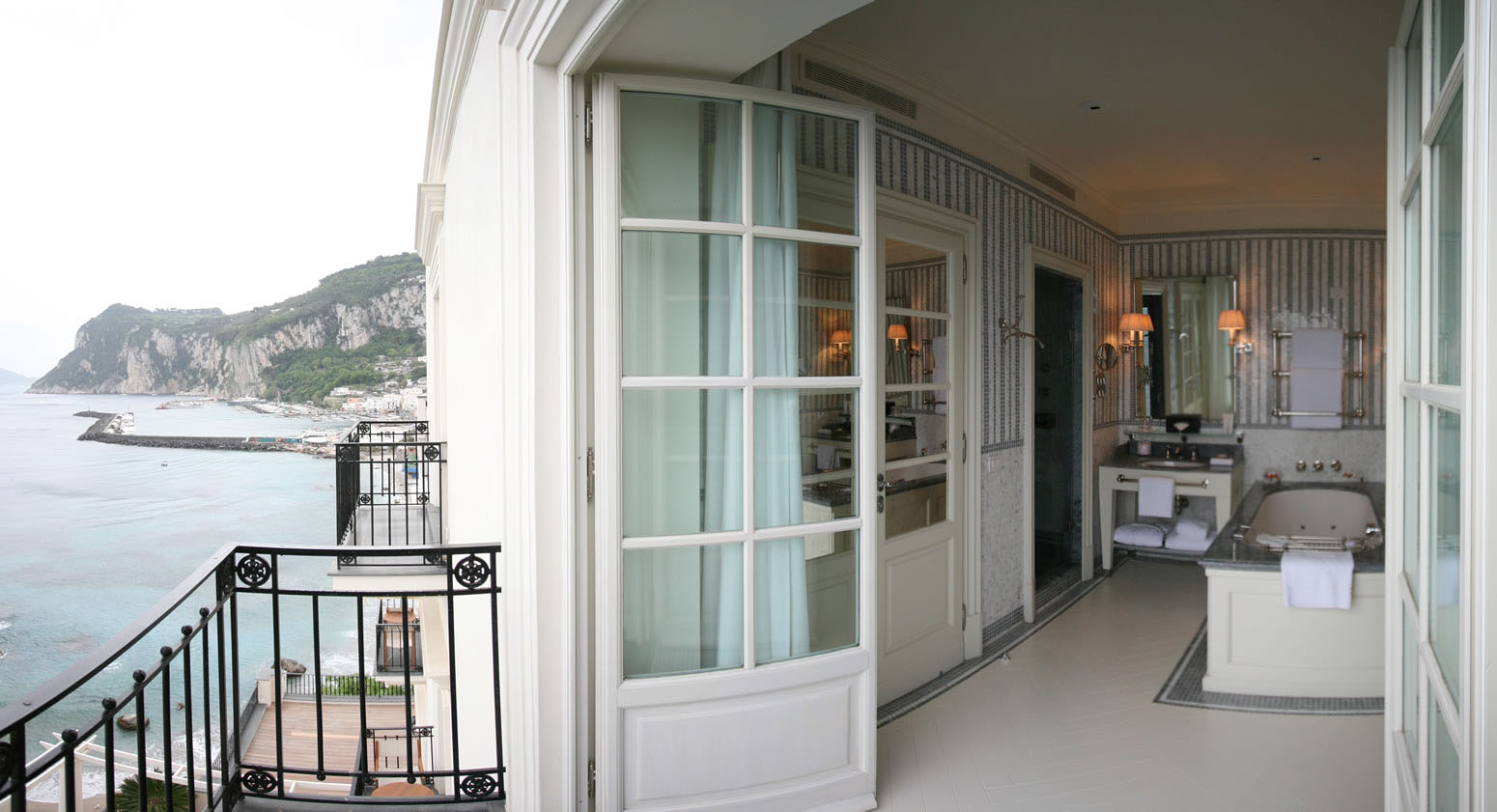 J K Place Capri Hotel Elegant Seaside Decor Idesignarch Interiors Inside Ideas Interiors design about Everything [magnanprojects.com]