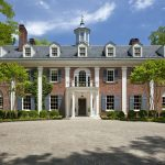 Jacqueline Kennedy Onassis' Childhood Home by the Potomac River in Virginia