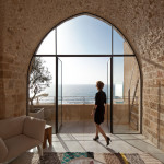 Contemporary Apartment In Jaffa Restored From Historical Building