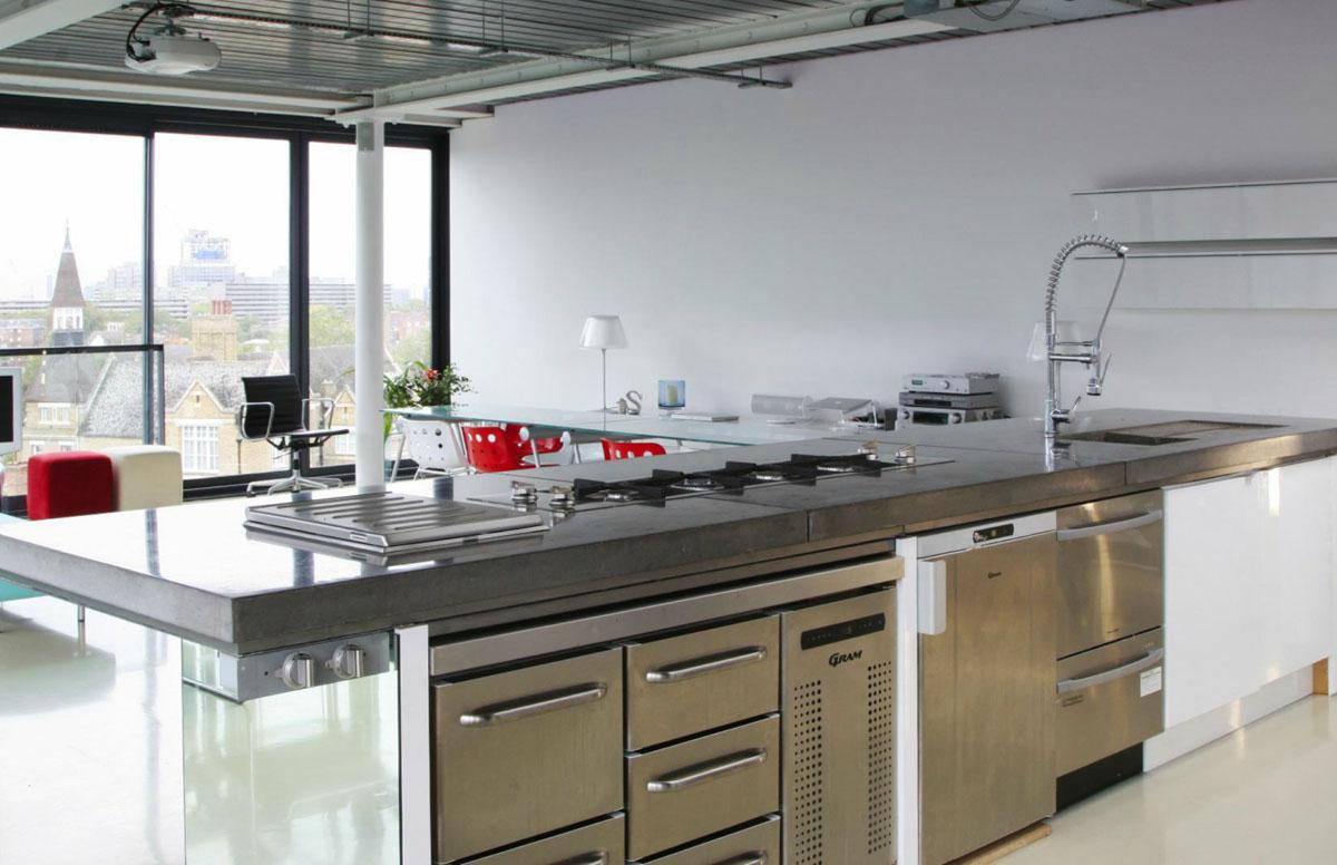 Jam Factory Designer Penthouse Apartment | iDesignArch | Interior ...