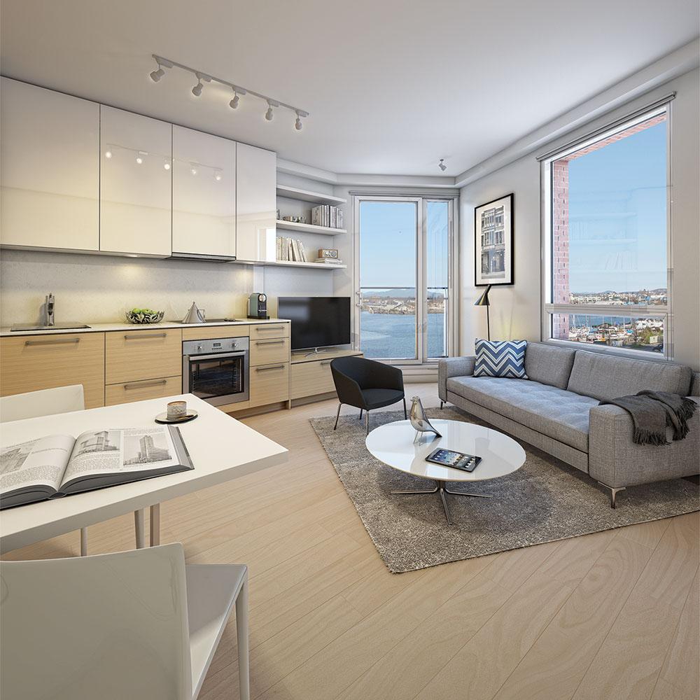 Romantic Rooms And Decorating Ideas: Janion-Micro-Condos_6