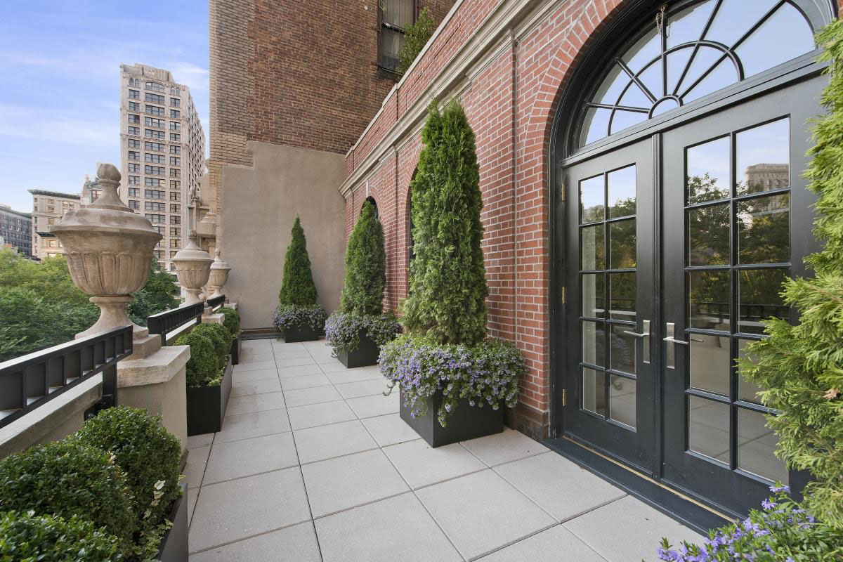 Jennifer Lopez S Madison Square Park Manhattan Penthouse