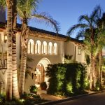 Spanish Revival Estate Home With Southern Californian Architectural Flavour