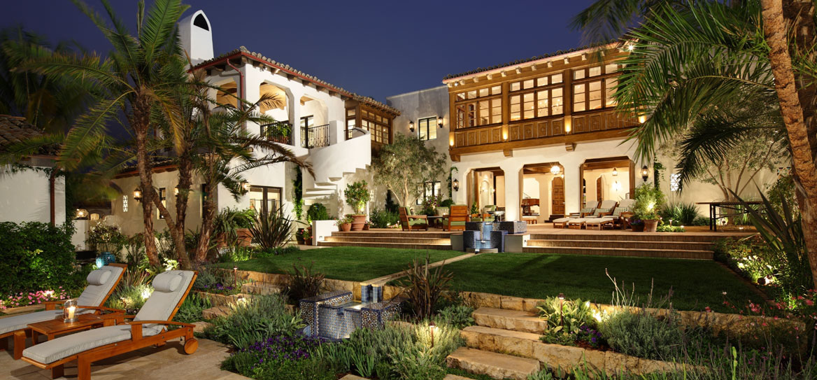Spanish Revival Estate Home With Southern Californian Architectural Flavour Idesignarch