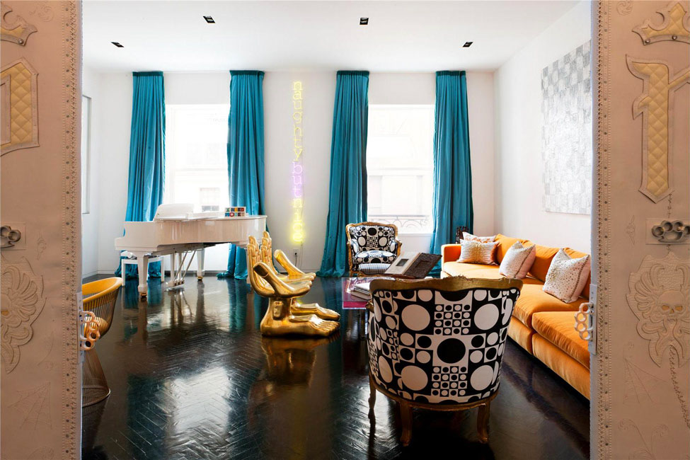 Manhattan Triplex Interior Design By Jonathan Adler IDesignArch