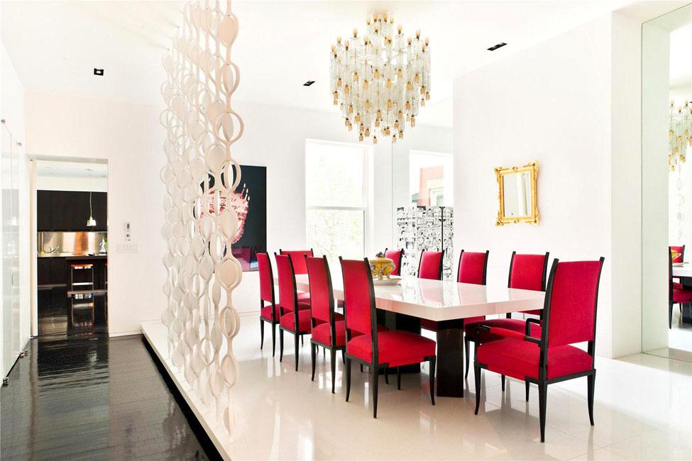 Manhattan Triplex Interior Design By Jonathan Adler Idesignarch Interior Design