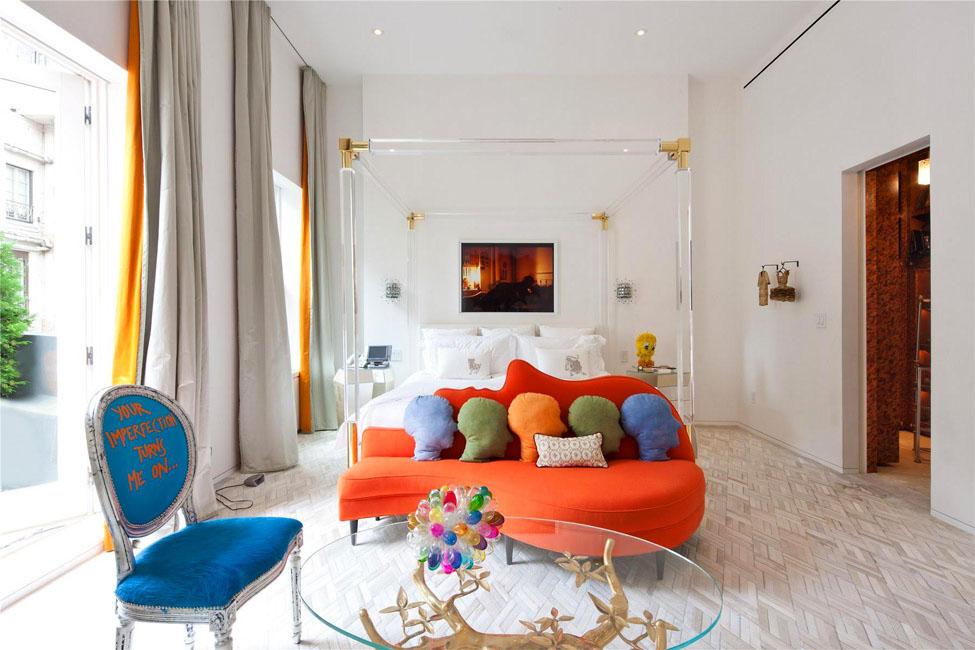 Manhattan Triplex Interior Design By Jonathan Adler iDesignArch