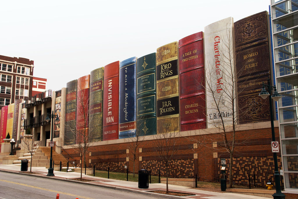 Image result for central library kansas city