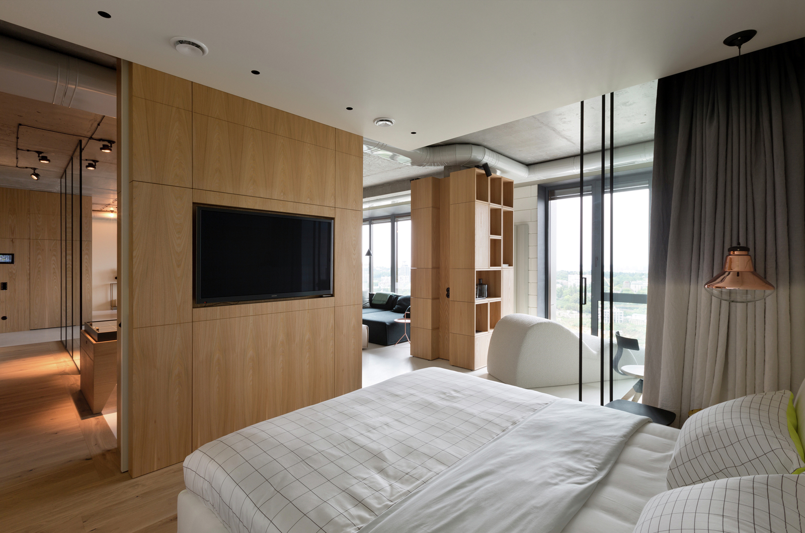 Modern Kiev Apartment