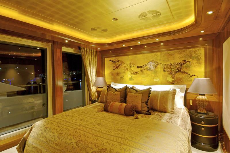 Sleek Mega Yacht Quot Kismet Quot Cruises In Style Idesignarch