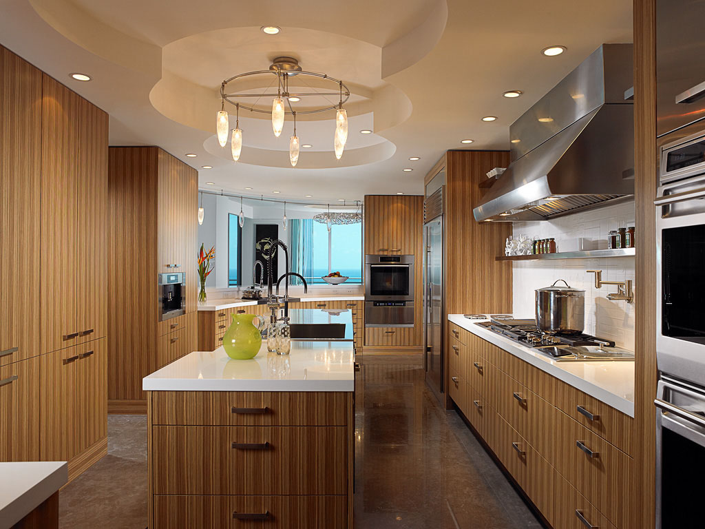Contemporary kosher kitchen design idesignarch for Kitchen kitchen design