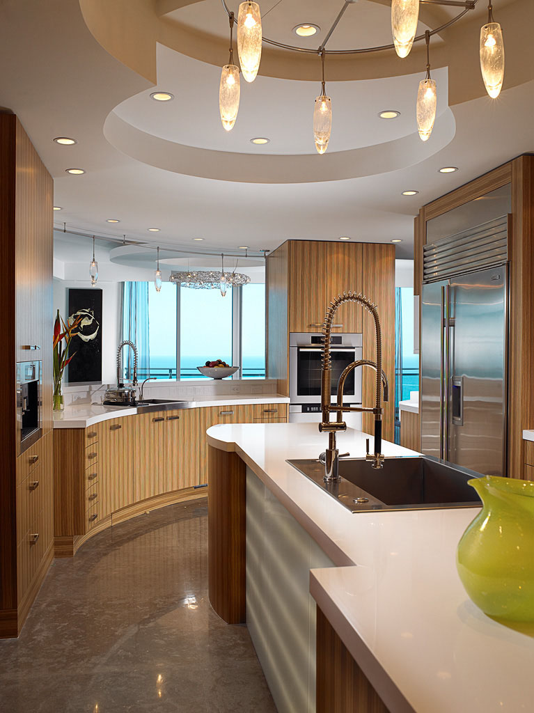 Contemporary Kosher Kitchen Design
