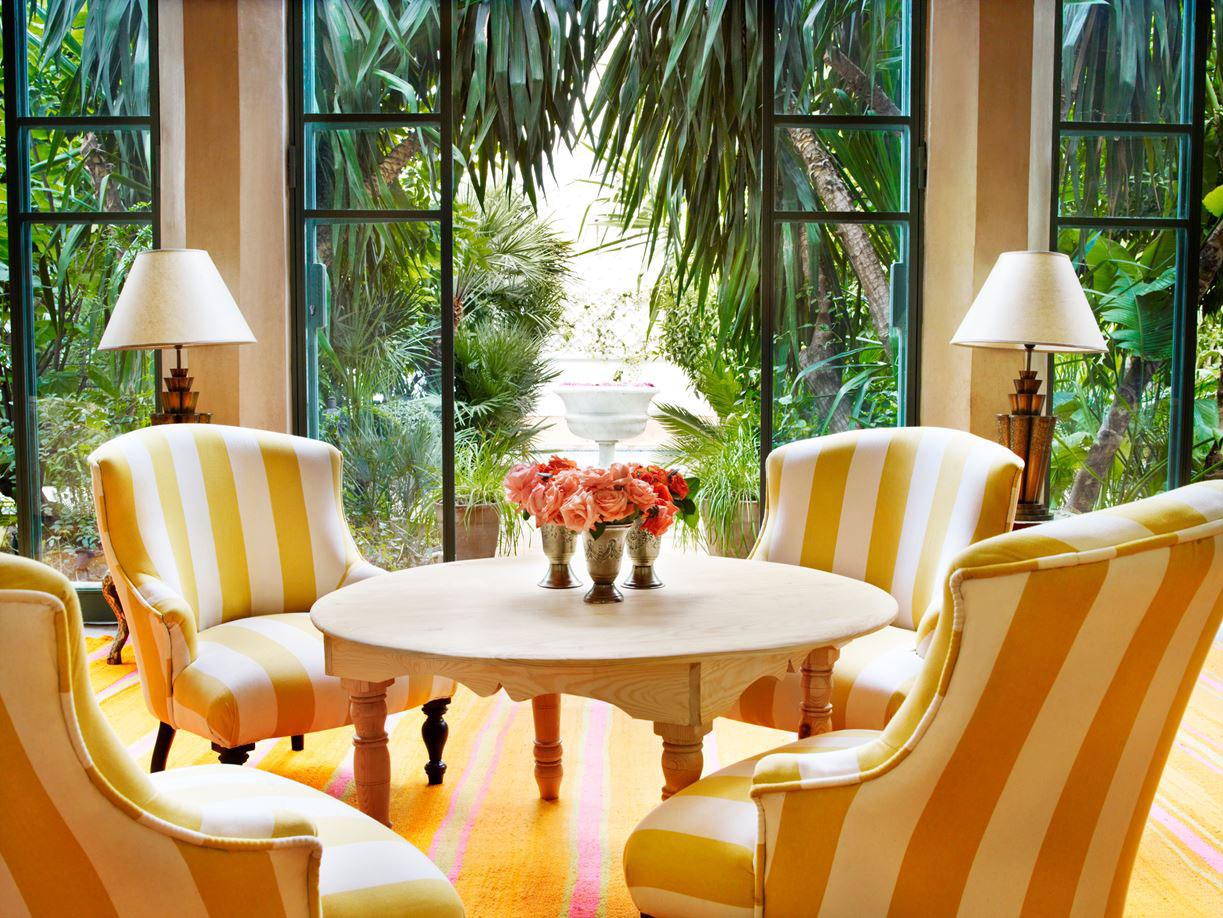 Elegant Hotel Interior Decor