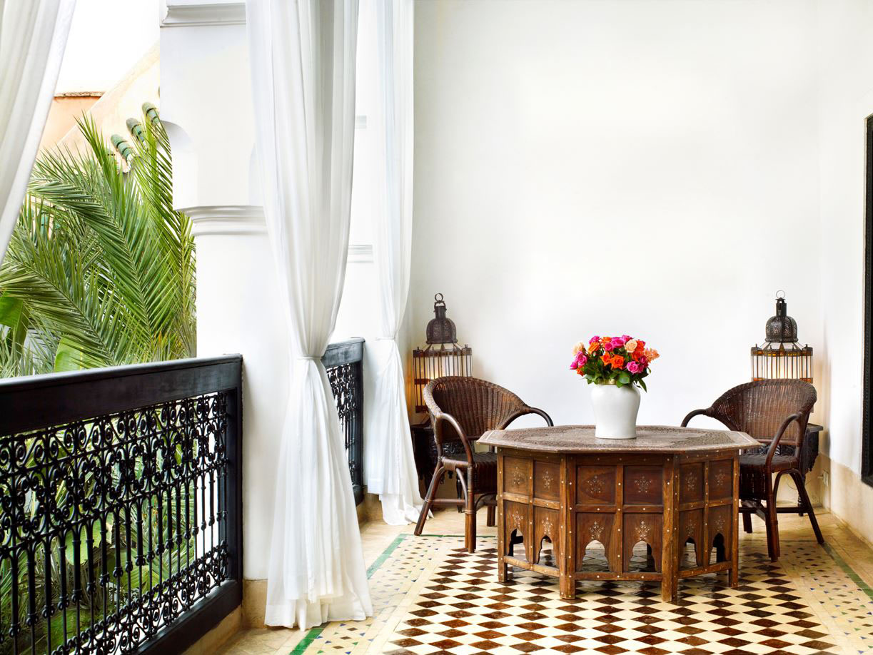 L\'Hôtel Marrakech - Boutique Hotel in a Traditional Moroccan House ...