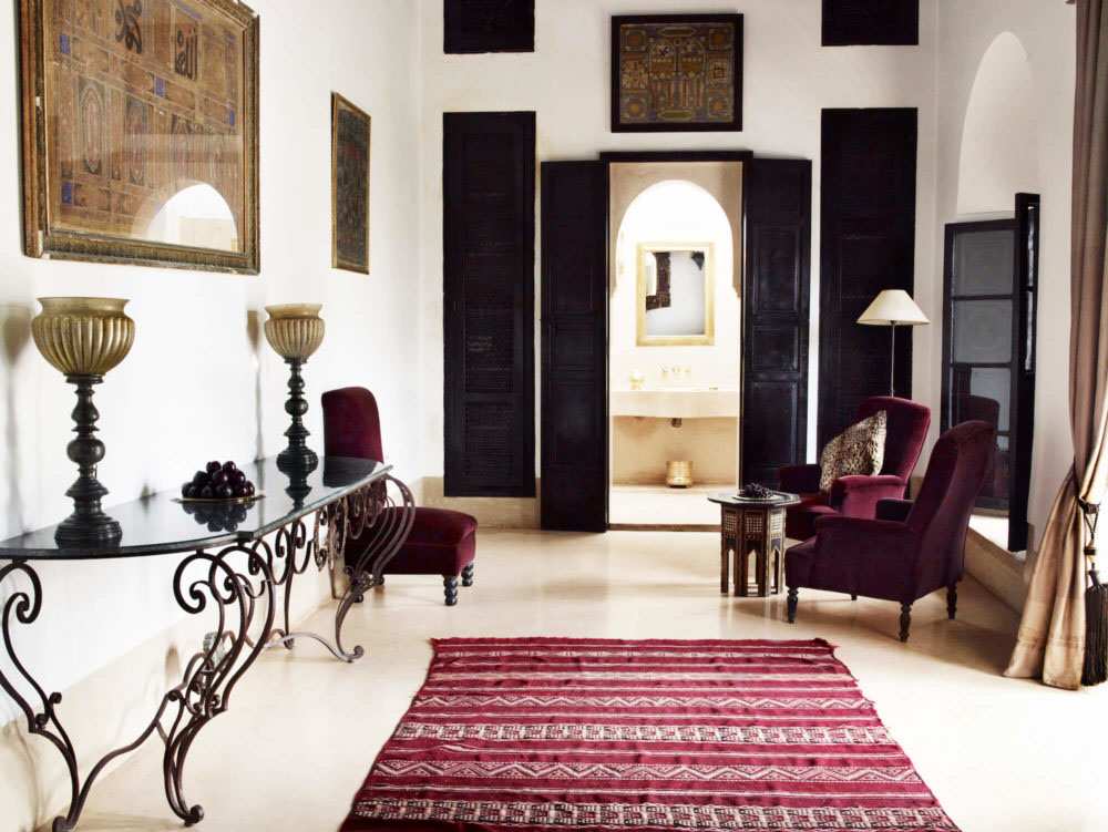 L H 244 Tel Marrakech Boutique Hotel In A Traditional