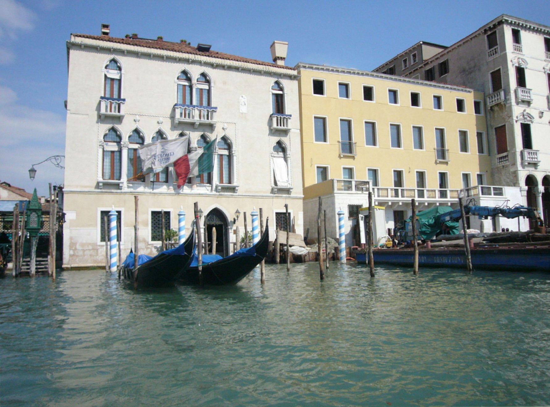 Интерьер в венеции