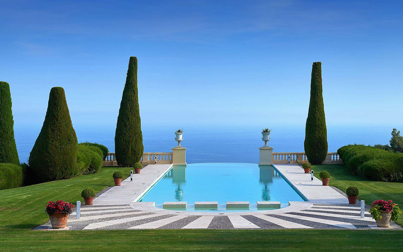 Mediterranean Villa on the French Riviera