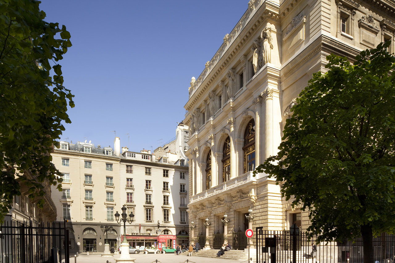 Opéra Comique Paris France