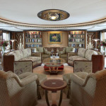 "Superyacht ""Lady Christine"" Interiors"