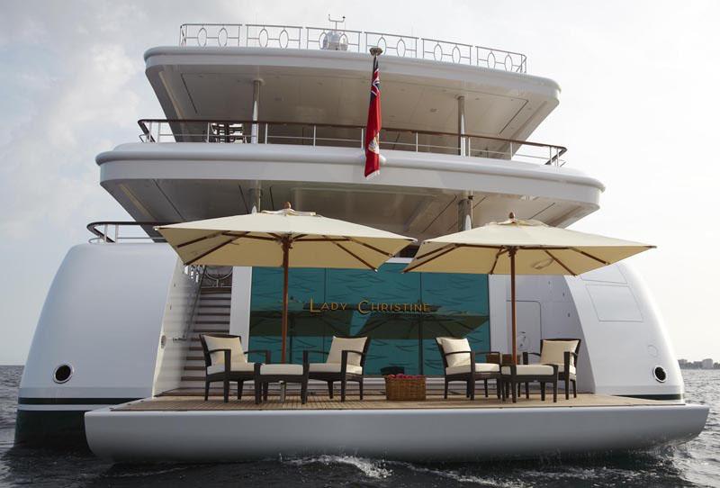 Superyacht-Lady-Christine