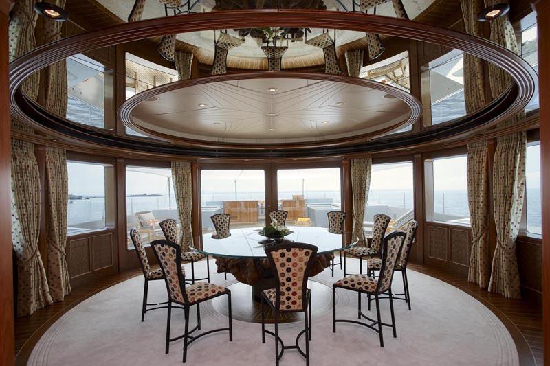Superyacht Quot Lady Christine Quot Interiors Idesignarch