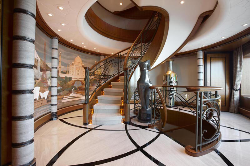 Lady Christine Interior Superyacht