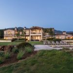 Lady Gaga's Mediterranean Inspired Malibu Beachfront Estate