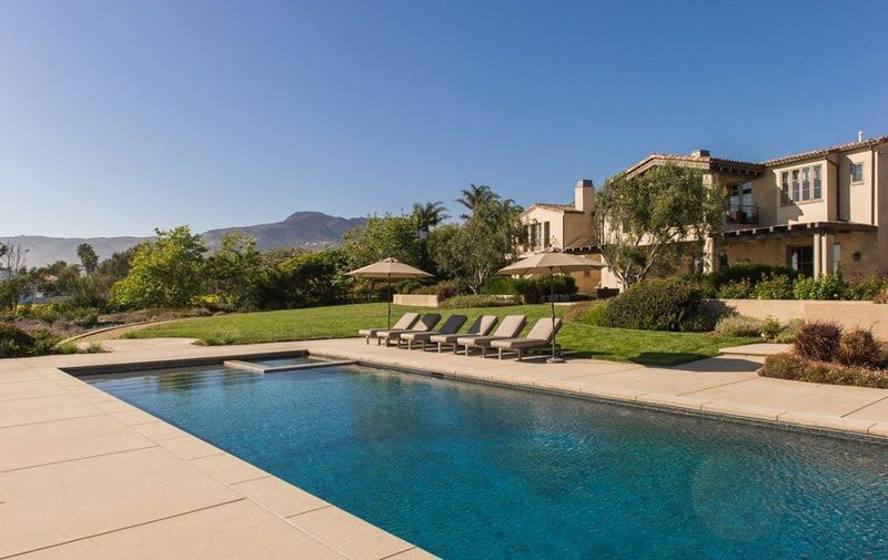 Lady Gaga California Mansion