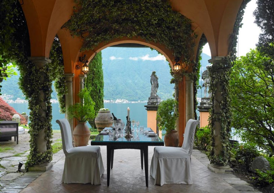 Lake como estate offers timeless elegance idesignarch interior design architecture - Interior design como ...