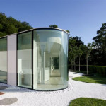 Lake Lugano Glass House