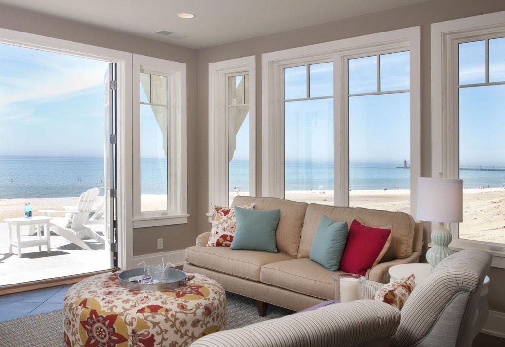 Beachfront Living Room