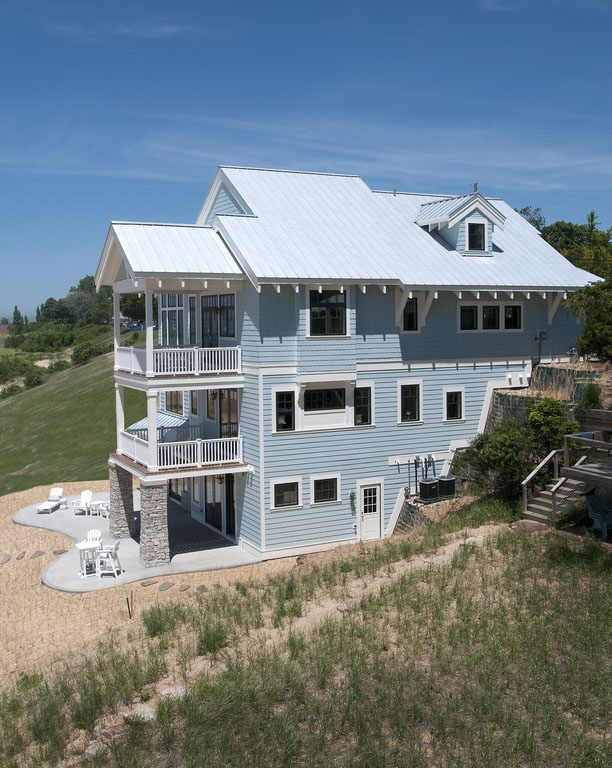 Luxury House on the Beach