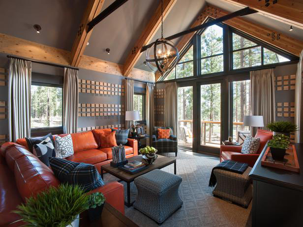 Lake Tahoe Mountain Style Home 20 Idesignarch Interior