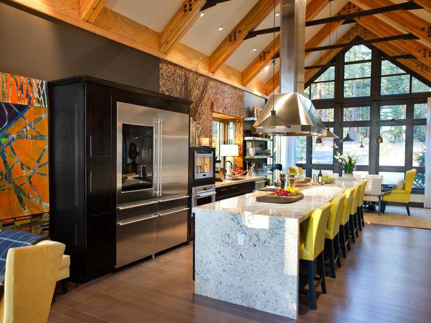 Modern Country Kitchen