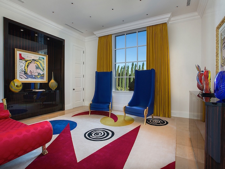 classic contemporary interior decor - Interior Designer Las Vegas Nv