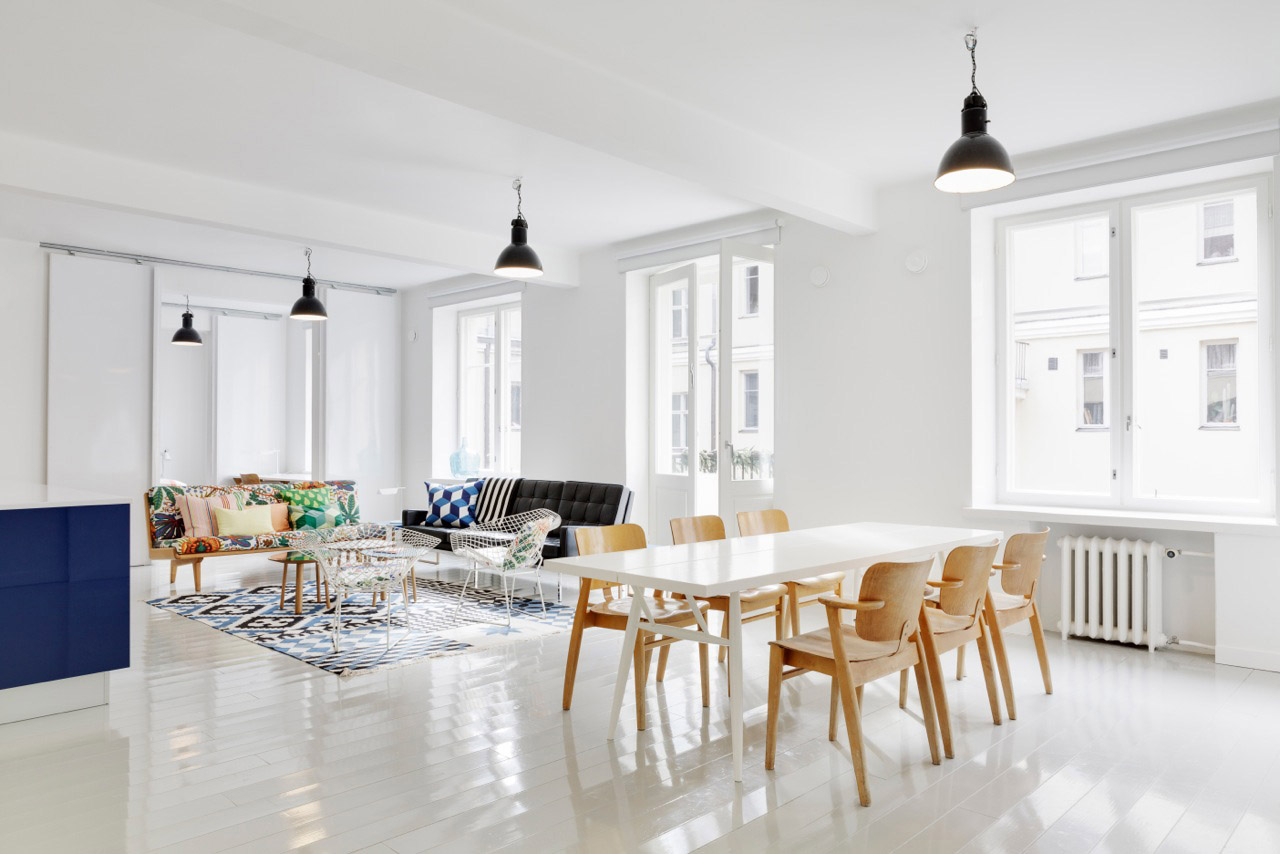 Exquisite scandinavian apartment interiors idesignarch - Scandinavian design center ...