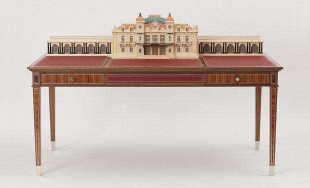 Monte Carlo Desk By Viscount David Linley