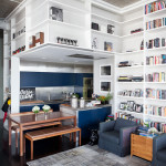 Open Plan Loft Apartment In São Paulo