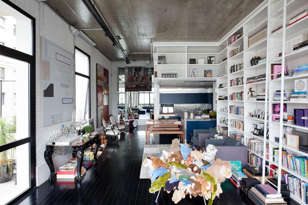 Loft Apartment In São Paulo