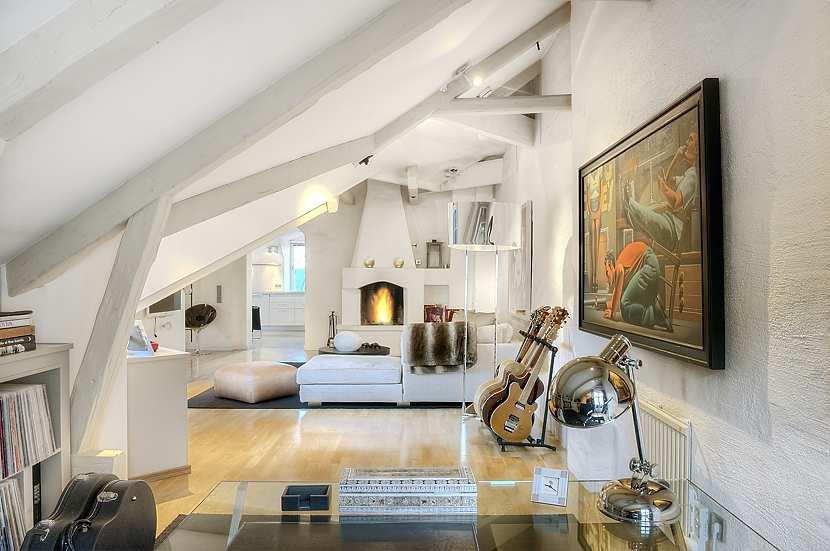 Loft-Penthouse-Apartment