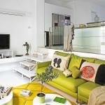 Barcelona Loft Apartment With Stylish Simplicity