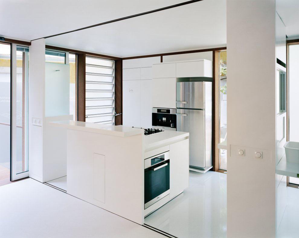 Prefab-Kitchen
