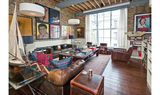 Boat Themed Loft Apartment In London IDesignArch