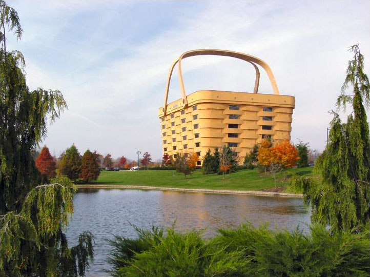 Longaberger Home Office U2013 Worldu0027s Biggest Basket