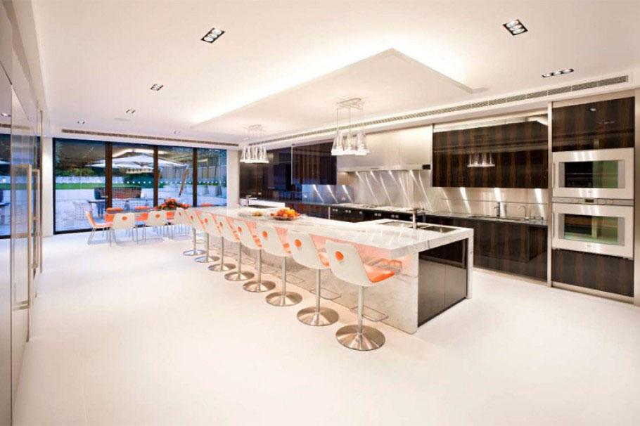builder harrison varma - Modern Mansions Interior