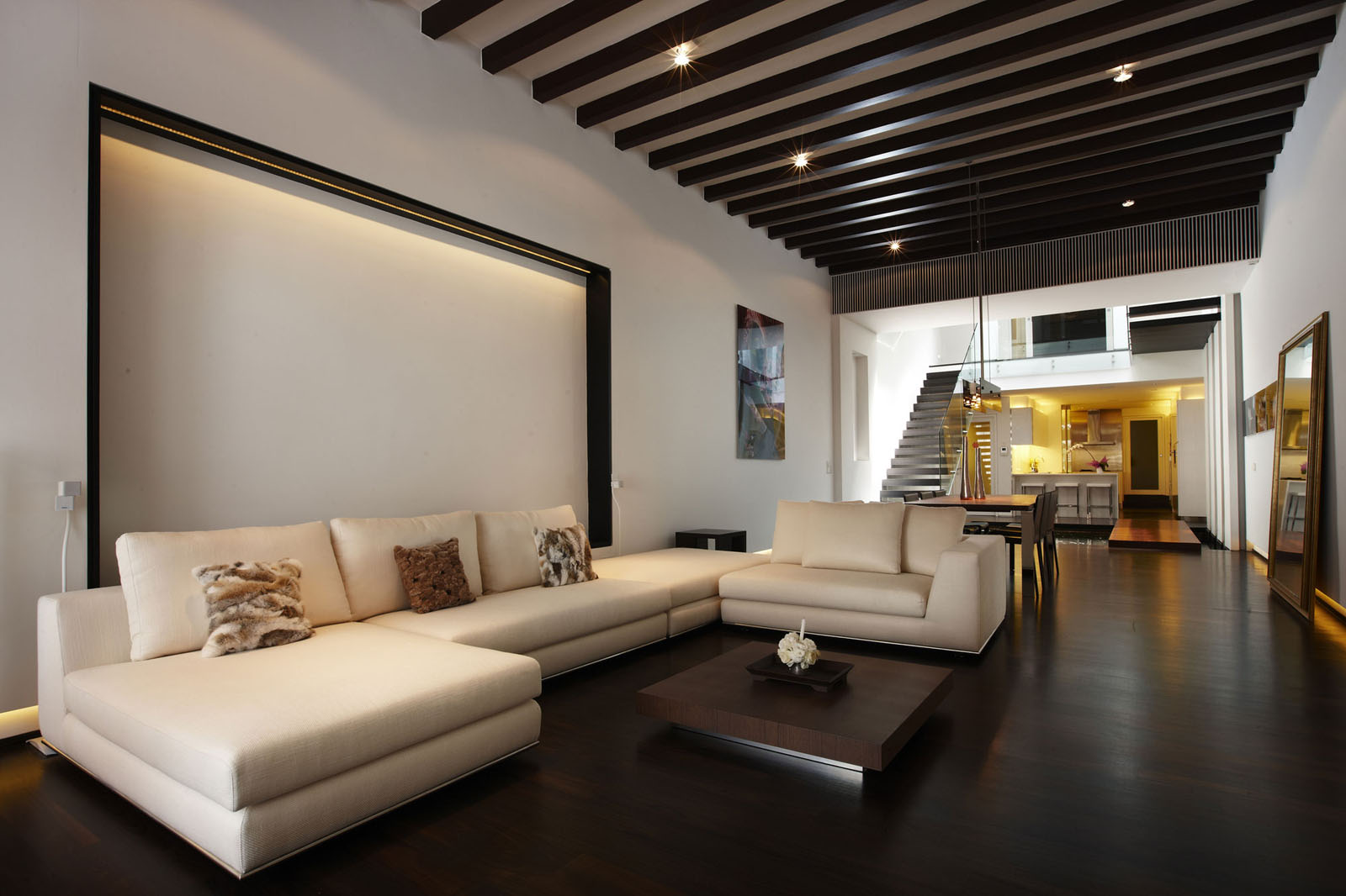 singapore contemporary home interiors - Inside Modern Luxury Homes
