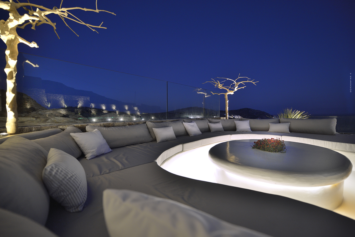 Luxury Mykonos Villa 24 Idesignarch Interior Design