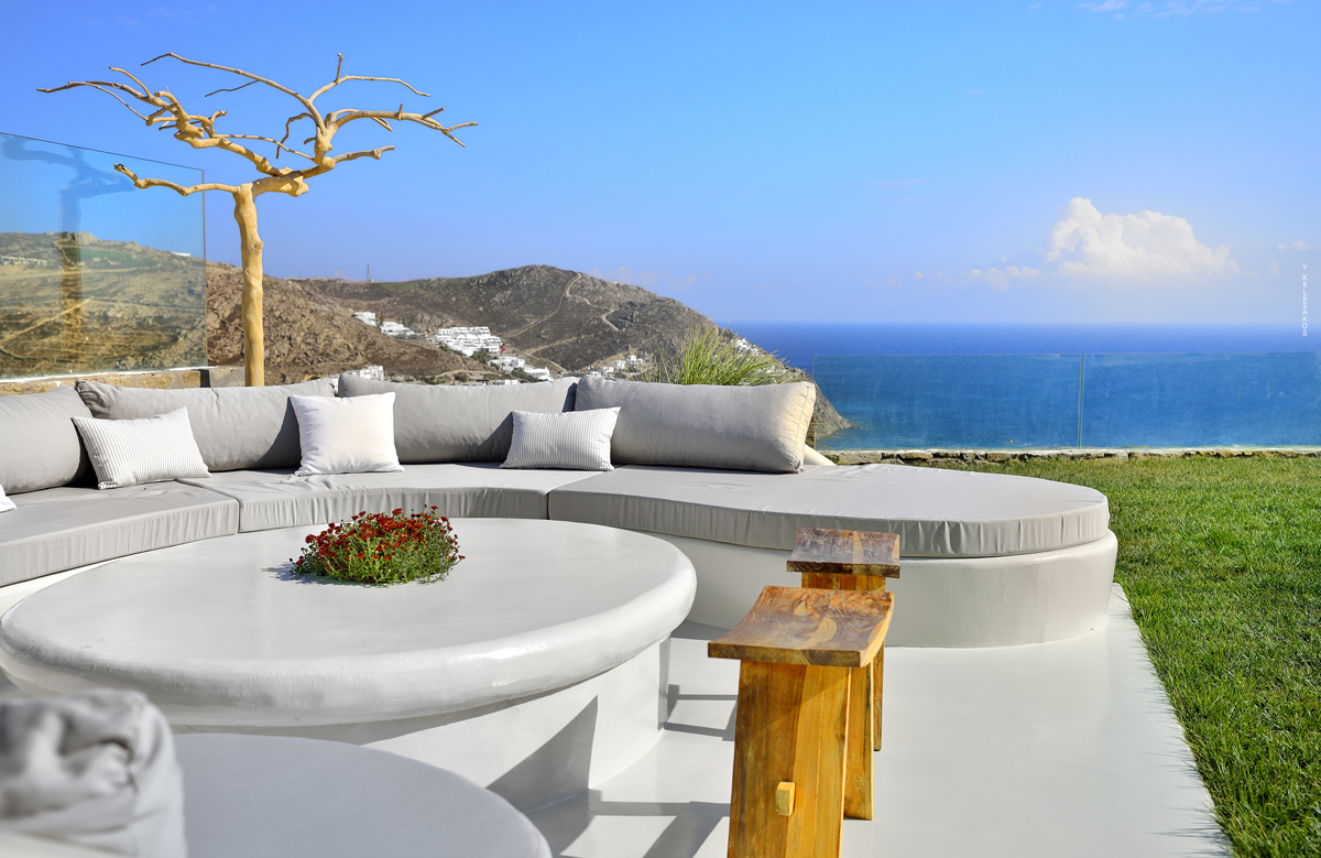 Greek Island Vacation Villa